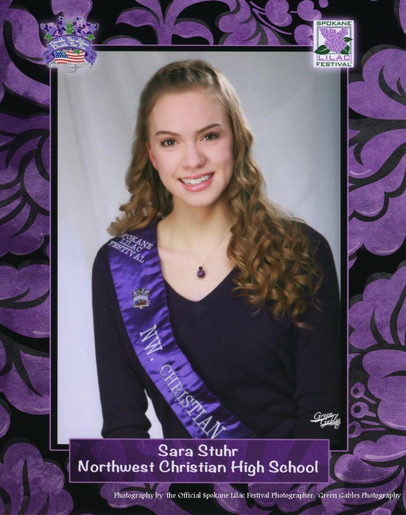 Sarah Stuhr, Lilac