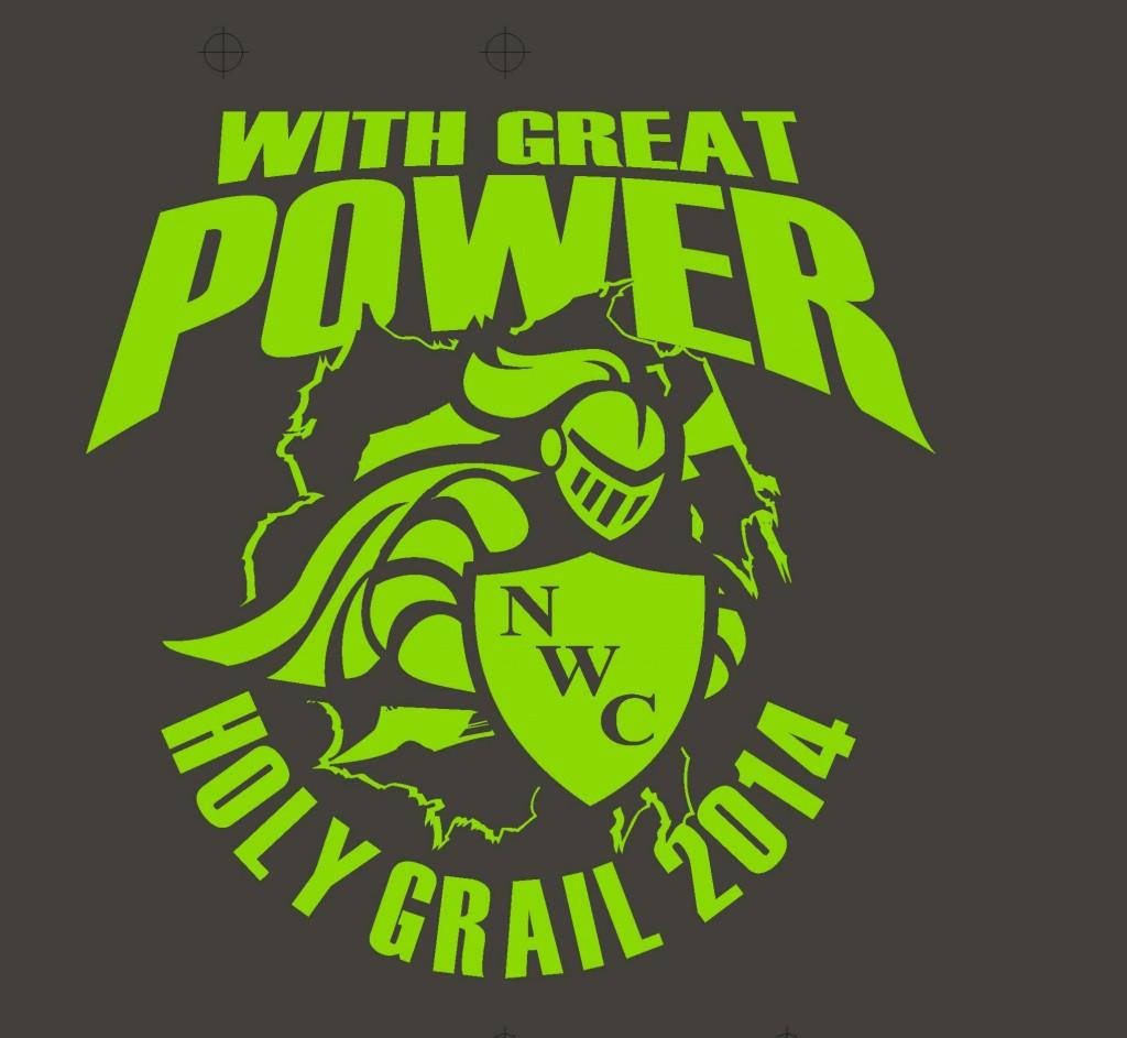NWC Holy Grail TShirt 2014