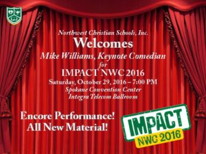 IMPACT NWC 2016 Save the Date Email Image